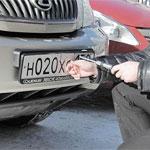 Куда девать регистрационный номер при продаже автомобиля